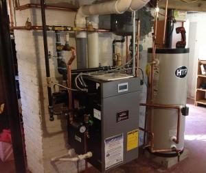 Boiler and Super Stor